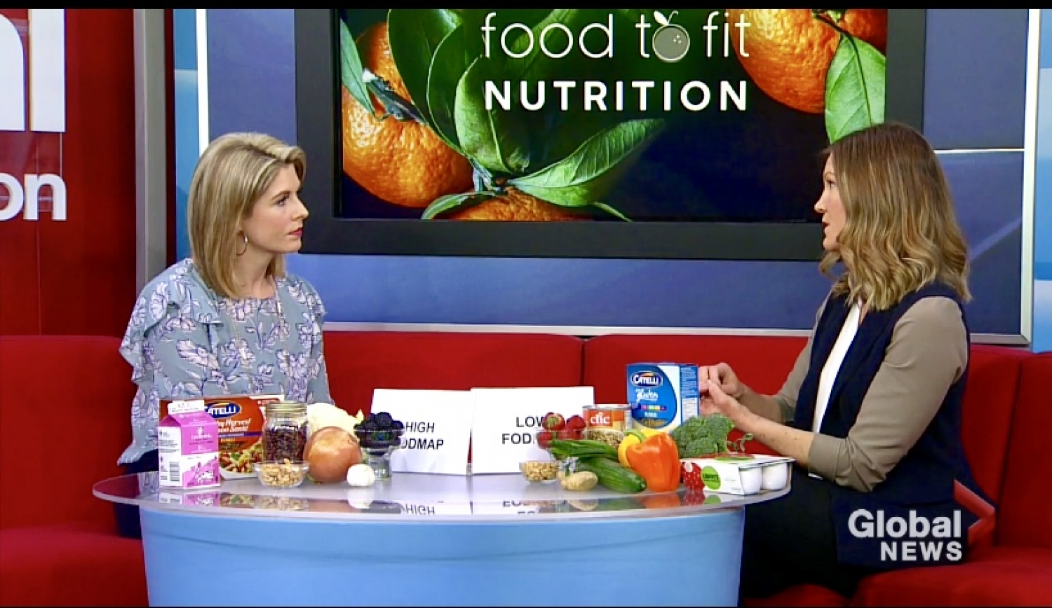 IBS & the Low FODMAP Diet - Global News Morning