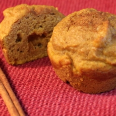 Maple Pumpkin Muffins