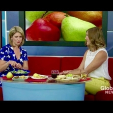 Global News Morning - It's Pear Season!