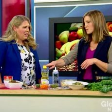 Global News Morning - Agriculture Month & Brooke Share's Her Top 3 Sk-Grown Crops!