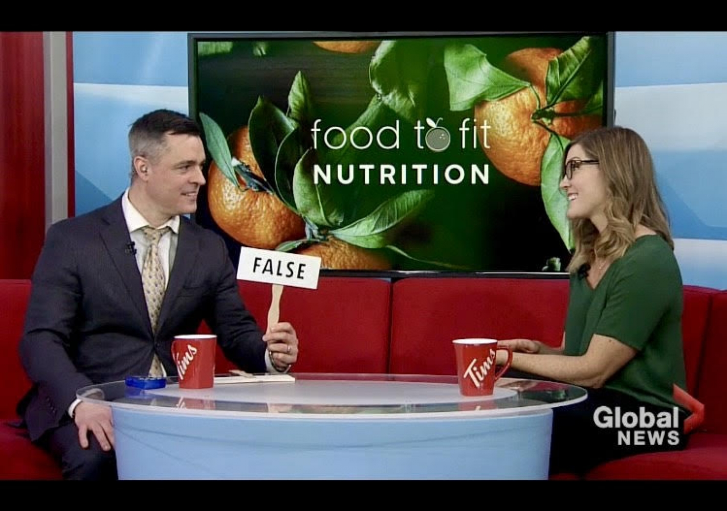 2019 Nutrition Trends in Review - Global News Morning