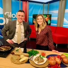 Kitchen Aromatic Staples - Global News Morning