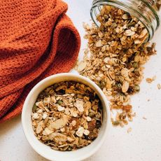 Simple Scratch Granola