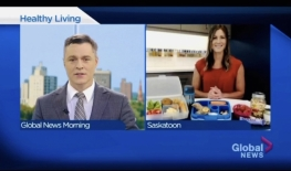 Packing Lunches Made Easy on Global News Morning