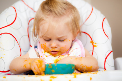 Food to Fit Your Baby Introducing Solid Foods